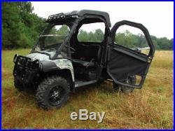 06007 John Deere Gator Full Size HPX XUV 620i 625i 825i 855 Door Kit Soft Doors