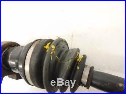 08 John Deere Gator 620i Gas XUV 4x4 used Front Driveshaft Prop Shaft