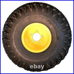 1 25x13-9 Carlisle HD Field Trax ATV Tire & John Deere Gator Wheel Kit-J5