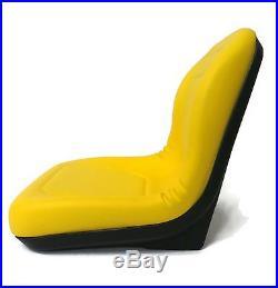 (1) HIGH BACK Seat VG11696 for John Deere Gators UTV Utility Vehicles & More