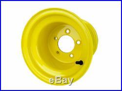 (1) Rear Wheel 4x2 6x4 fits John Deere Gator 25x13.00-9 Tire Replaces AM143569
