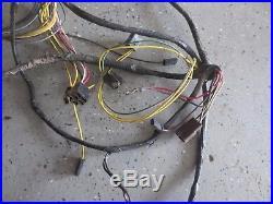 harness      John Deere    Gator