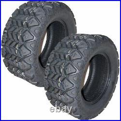 2 25x13.00-9 JOHN DEERE GATOR TIREs 25x13-9 25/13-9 ATV UTV P3026 4ply DOT