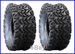 (2) Innova 22x9.5x10 Cayman AT Front Tires OEM For John Deere Gator TX 4x2 UTV