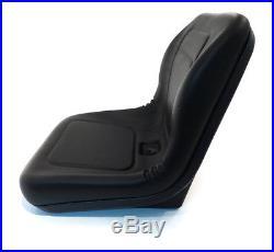 (2) Two New HIGH BACK SEATS for John Deere GATORS Fits Many Makes & Models