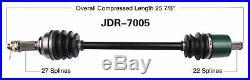 2006-2009 John Deere Gator XUV 4x4 UTV Front Left CV Axle Gas