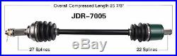 2006 John Deere Gator HPX 4x4 Gas Front LH and RH CV Axles SR# 040001-070122