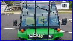 2008 John Deere Gator Enclosed Cab