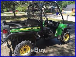 2011 John Deere Gator 855D