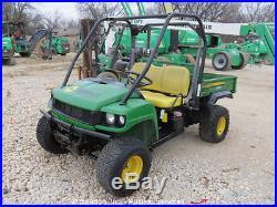 2012 John Deere HPX Gator Diesel 4x4 UTV Utility Cart Dump Bed ATV -Parts/Repair