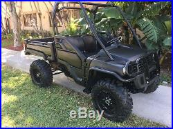 2014 John Deere Gator Special Edition825iLimited EditionFloridaLow Reserve