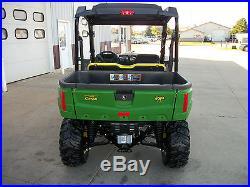 2014 John Deere Gator XUV 550 4wd 54hrs. No Reserve