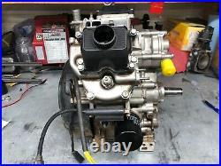 2015 KAWASAKI Mule 4010 FD620D Motor KAF620 John Deere Gator Lawn Mower