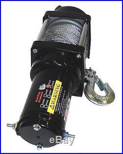 2500lb Mad Dog Winch Mount Combo 2004-2015 John Deere Gator HPX