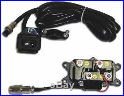 2500lb Mad Dog Winch Mount Combo John Deere 16-19 Gator XUV 590i /590i S4 / 590M