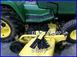 3 Gator Mulching Blades For 60 John Deere Mowers 420,430,425,445,455 396734