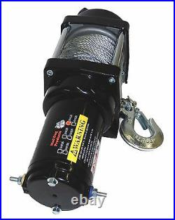 3500lb Mad Dog Winch Mount Combo John Deere 12-20 Gator RSX / XUV