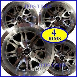 4 12 Rims Wheel some John Deere GATOR XUV UTV ATV 12x8 5/4.5 Type 547 Aluminum