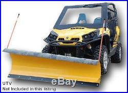 72 DENALI PROFESSIONAL SERIES Snow Plow System JOHN DEERE GATOR