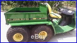 AMT 622 John Deere Gator