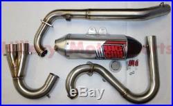 Big Gun Exhaust Exo Full 2 into 1 System John Deere Gator Rsx 850i 13-16 13-9043