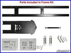Complete Kit! John Deere Gator 625i, 825i, 855D 72Plow Pro Heavy Duty SnowPlow