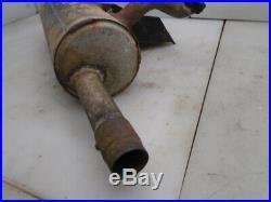 Exhaust Muffler Silencer Pipe John Deere Gator 6x4 BIN93-1