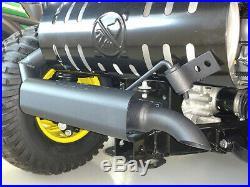 Flüsterauspuff Auspuff leise John Deere Gator 590i