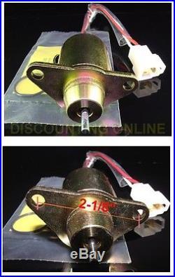 Fuel Solenoid Fits John Deere X4 X5 X7 Gator 790 990 1023 1025 2210 2305 4100 +