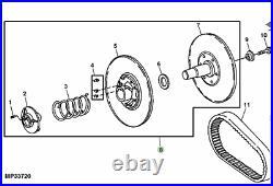 Genuine John Deere Gator Clutch Kit AM138516 CS CX