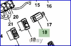 Genuine John Deere Gator Utility Vehicle XUV855D PC9959 Hour Meter AM142349