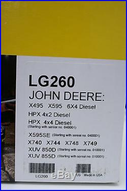 Genuine John Deere Service Filter Kit LG260 Gator Lawnmower X495 X595 X740 6x4