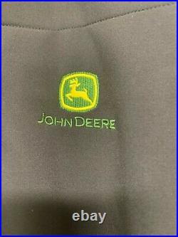 Genuine John Deere Softshell Gator Outdoor Jacket Mens Women Clothing Christmas