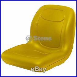 High Back Replacement Seat for John Deere Gator HPX Trail TH TX Turf XUV 4X2 6X4