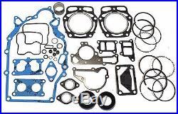 JOHN DEERE ENGINE REBUILD KIT GATOR & TRACTOR 425 445 FD620D With OVERSIZED RINGS
