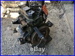 JOHN DEERE F935 YANMAR 3TNA72UJ DIESEL ENGINE 430 Skidloader Gator