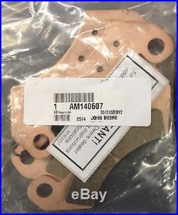 JOHN DEERE Front Brake Pad Kit AM140607 Gator M A2 A3 XUV 625i 825i 855D