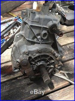 John Deere Gator 4x2 Series Transmission
