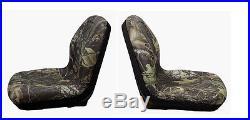 John Deere Gator Pair (2) Camo Seat Fits Turf, Tx, Tx Turf, Worksite, Xuv Gators