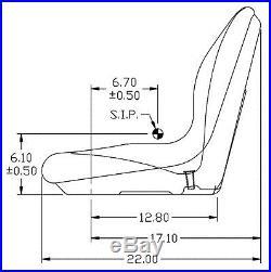 John Deere Gator Pair (2) Camo Seats Fits E-gator, Th 6x4, Te, Trail Series