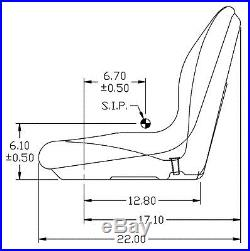 JOHN DEERE GATOR PAIR (2) CAMO SEATS FITS GATOR 4X2 (WithSERIAL # 19551 & UP)
