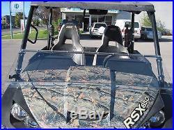John Deere Gator Rsx Full/tilt Scratch Resistant Windshield All Years