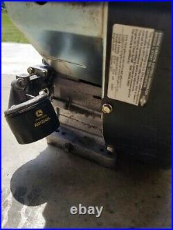 JOHN DEERE GATOR XUV 550 rebuildable or parts engine vanguard 23hp briggs motor