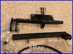 JOHN DEERE Gator Diesel 6X4 Snow Plow V Blade mounting kit 1994-2004 No Box