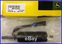 JOHN DEERE Genuine OEM Fuel Pump AM136232 for Gator 620i XUV New
