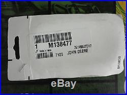 JOHN DEERE OEM Fuel Shut Off Solenoid M138477 Gator LX GX LT LTR X Z 325 345 777
