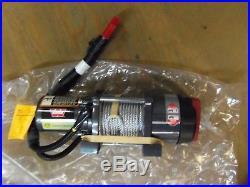 JOHN DEERE WARN WINCH 12V GATOR ATV 2500lb NEW NO BOX WithCABLE AM142377 BM21386