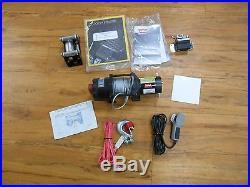 JOHN DEERE XUV 550, XUV 560, XUV 590I & RSX 850i GATOR WINCH KIT PART # BM26248