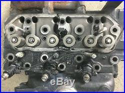 John Deere 1435 Cylinder Head AM879210 fits 4100 2210 X495 X595 2020 Pro Gator