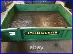 John Deere 2007 Pro Gator 2030 tipping body / bed excluding ram. £600+VAT